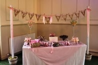 Candy Buffet at Dundas Castle by Zenith Events