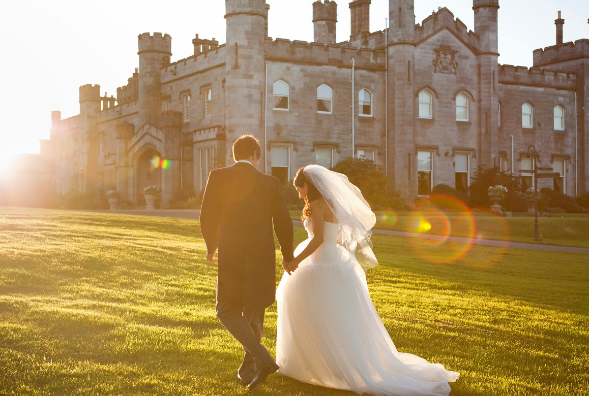 Dundas Castle Rankine wedding photography