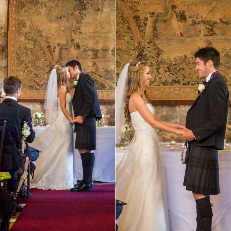 Dundas Castle Danielle Ryan Real Wedding