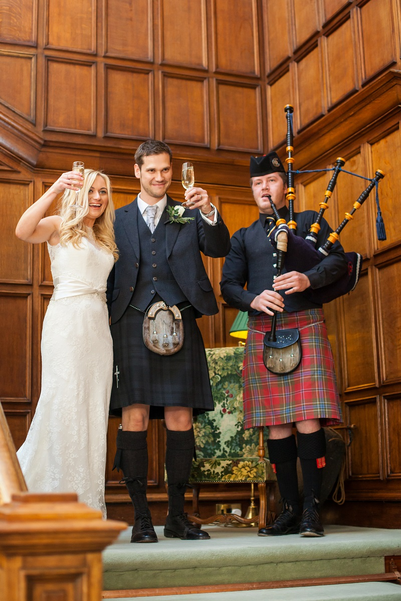 Lindsey Craig Ryan White Photography Dundas Castle