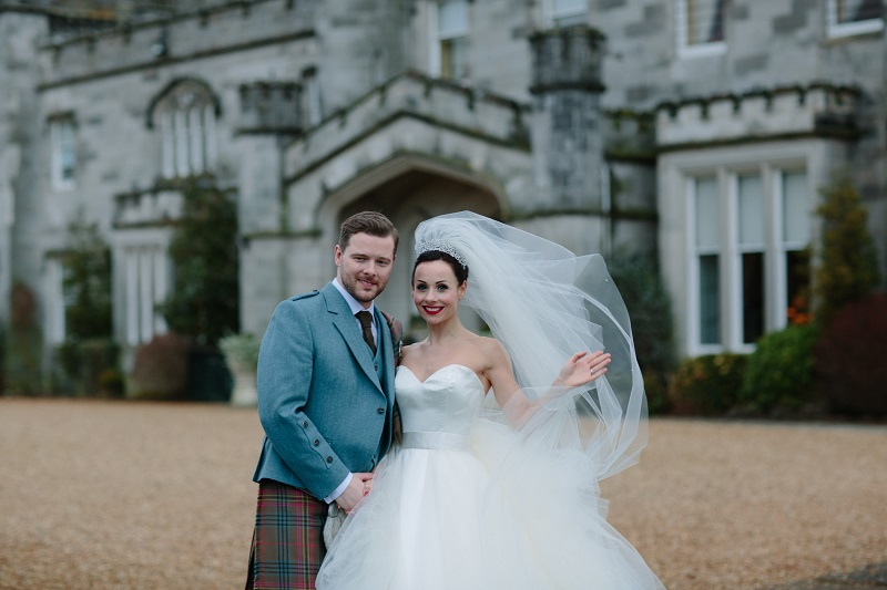 Natalie David Dundas Castle Duke Photography