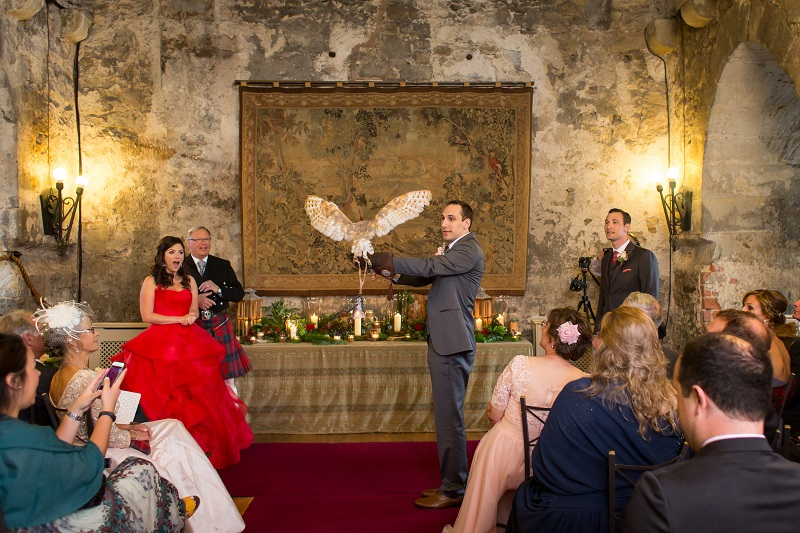Cori Matt Dundas Castle Ryan White Photography