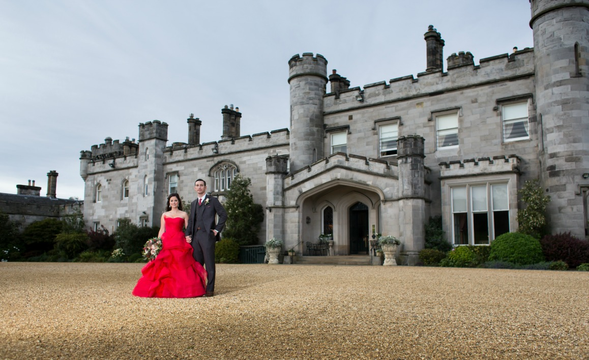Dundas Castle Cori Matt Ryan White Photography Wedding