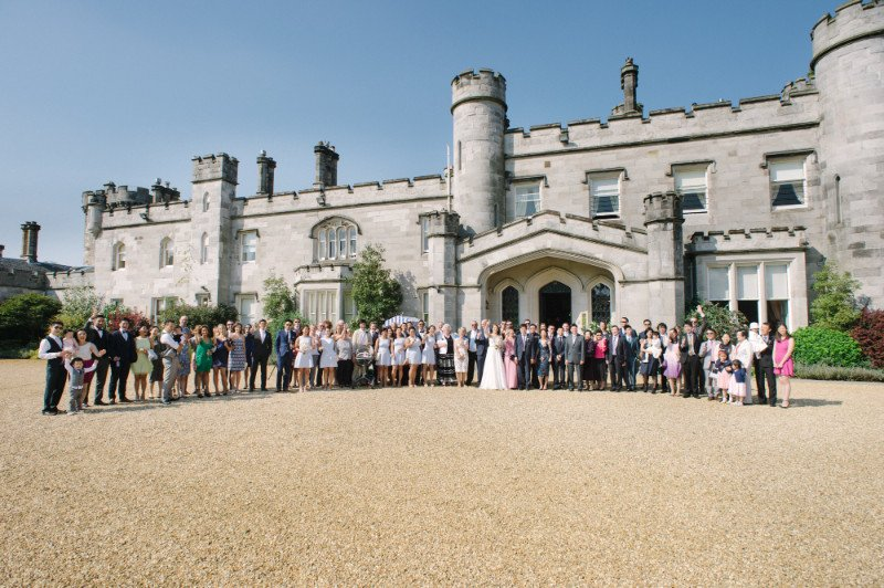 Dundas Castle real wedding Fiona Nathan Crofts and Kowalczyk