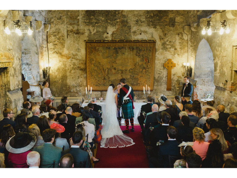 Dundas Castle Real Wedding Duke Photography Katie Peter