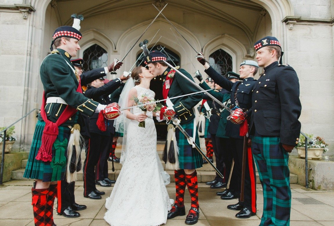 Dundas Castle Real Wedding Katie Peter Duke Photography