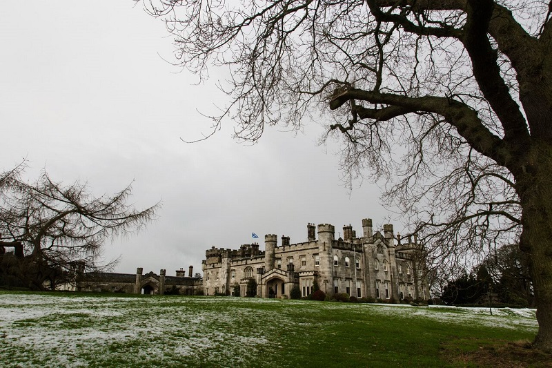 Dundas Castle winter wedding special offers