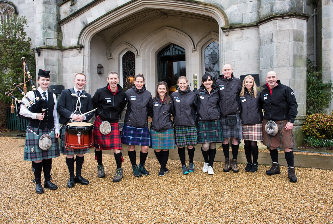 Dundas Castle Maximillion Events