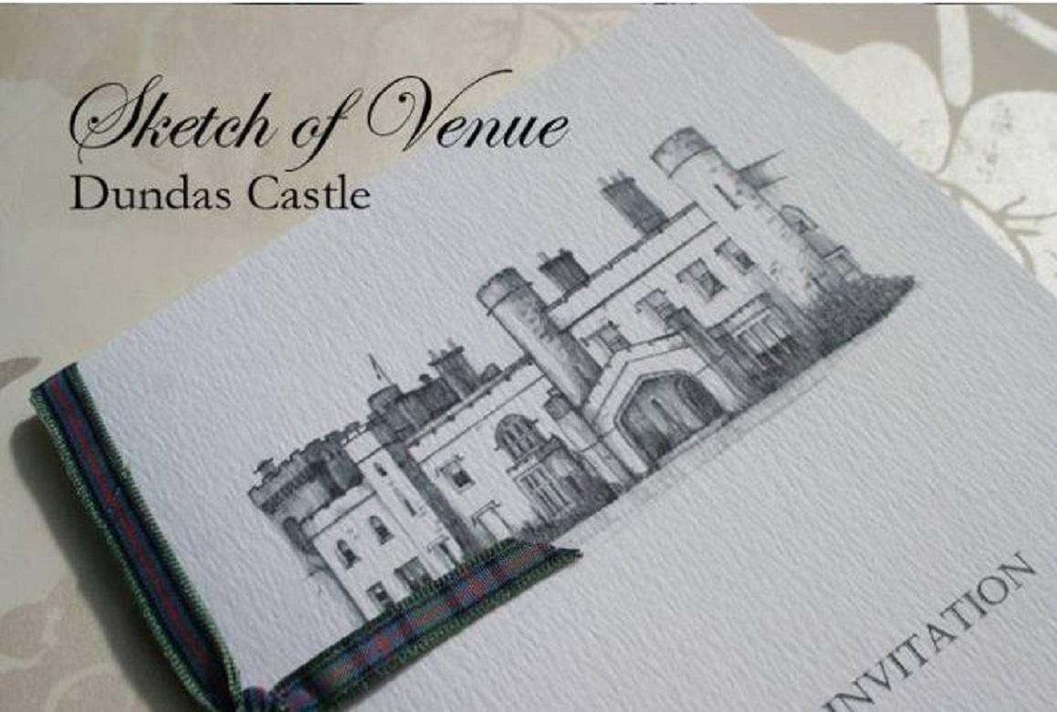 Dundas Castle Mairi MacSween Designs