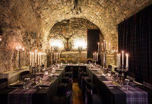 Dundas Castle Outlander Experience