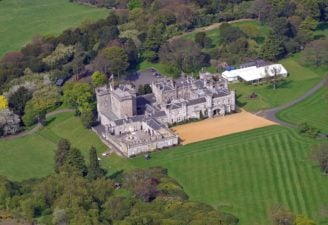 Dundas Castle and Estate