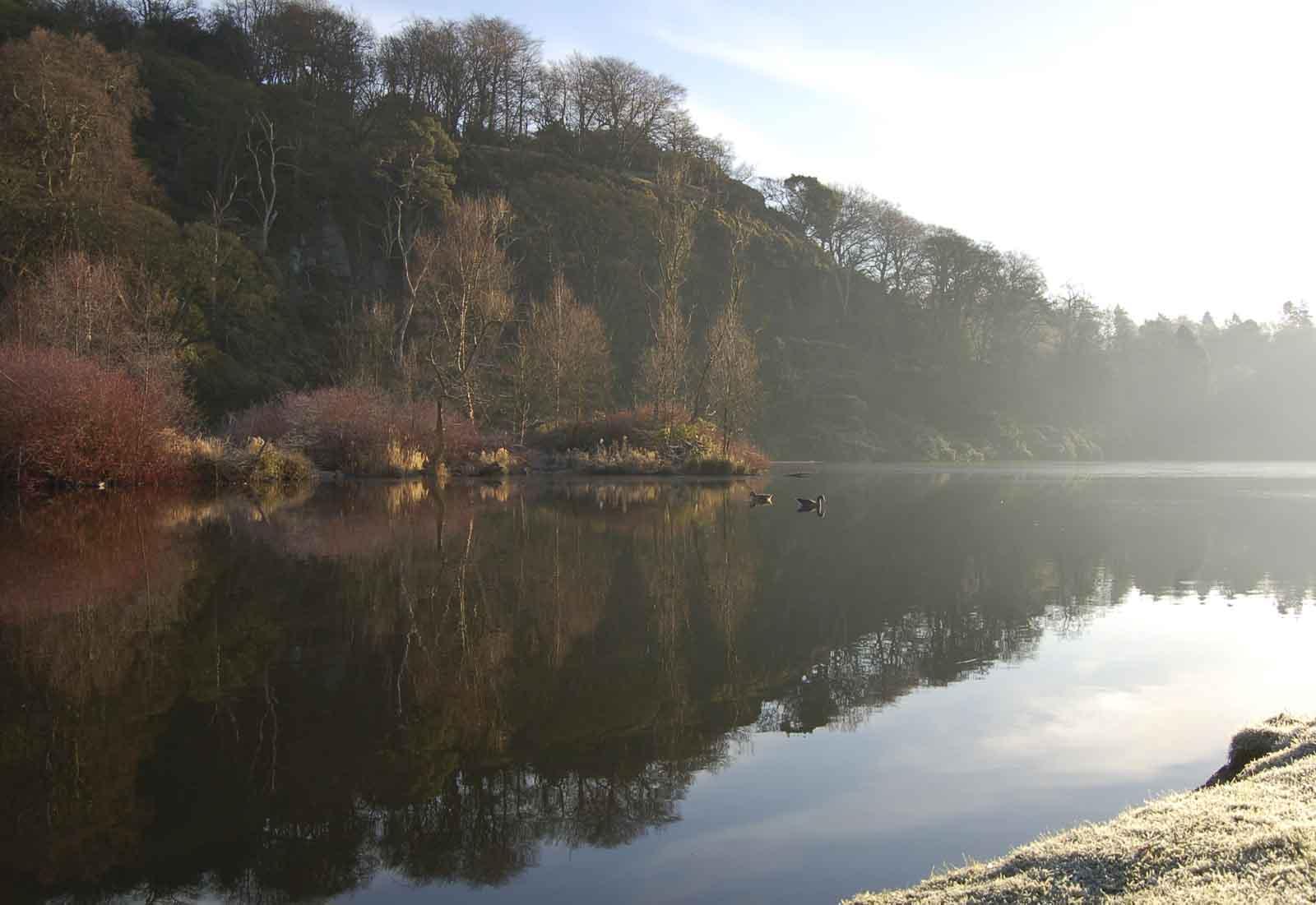 morning on the loch