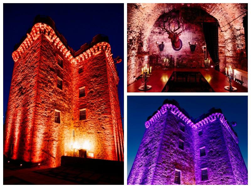 Dundas Castle Auld Keep