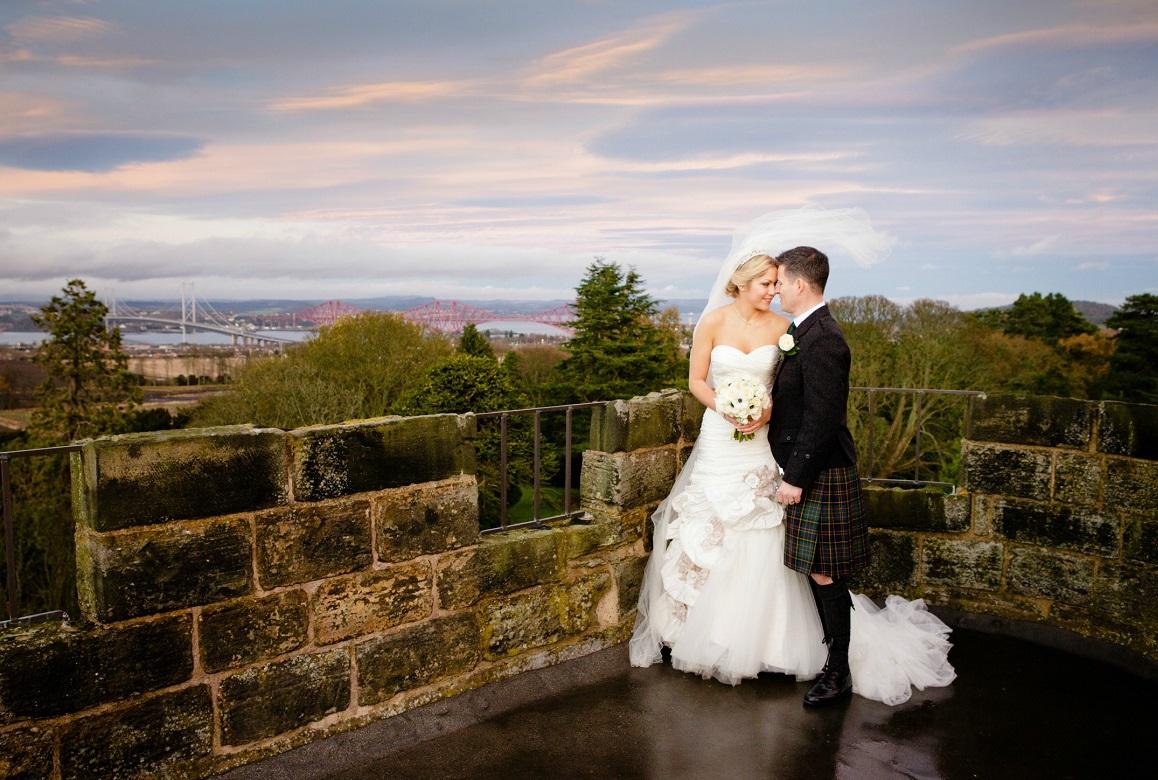 Dundas Castle Real Wedding Rankine Photography Rebecca Alisdair