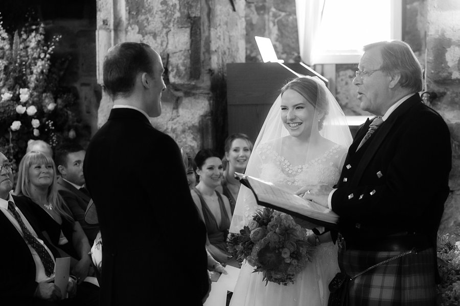 Dundas Castle Real Wedding Venue Edinburgh Blue Sky Photography