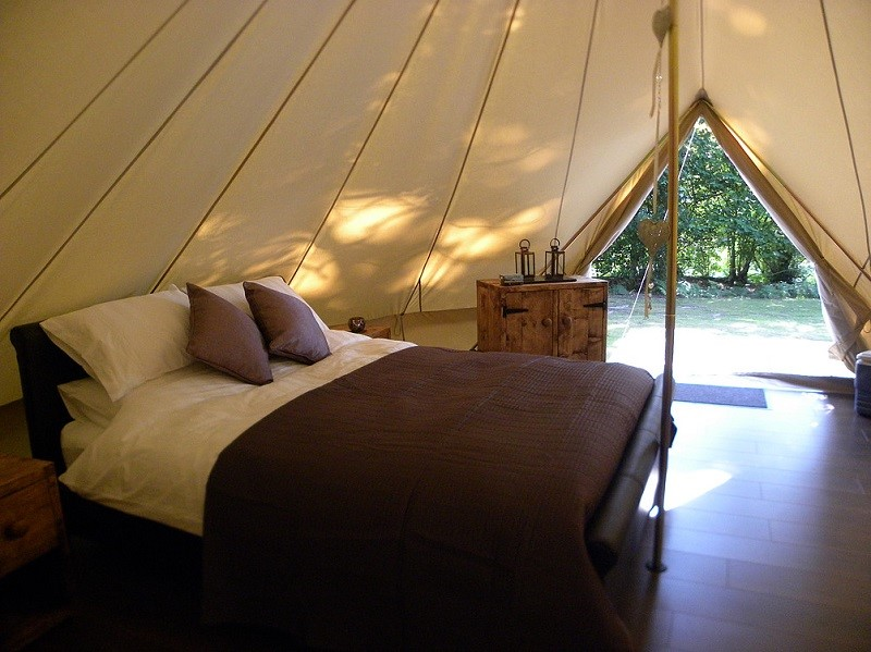 Dundas Castle Launches 5 Star Glamping