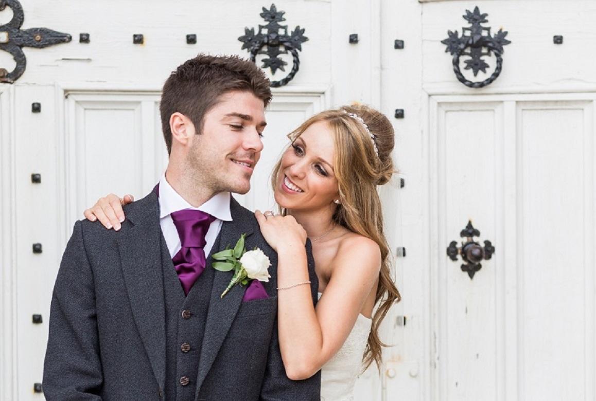 Dundas Castle Real Wedding Danielle and Ryan