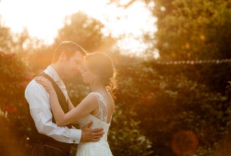 Ingrid-Kristine & Jarl Real Wedding Dundas Castle