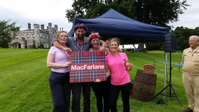 Team MacFarlane Winners