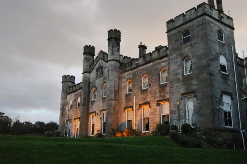 Crofts & Kowalczyk Dundas Castle Siobhan & John