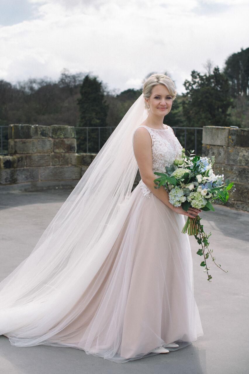 Crofts & Kowalczyk Dundas Castle April Wedding