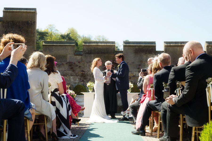 Dundas Castle wedding Blue Sky Photography