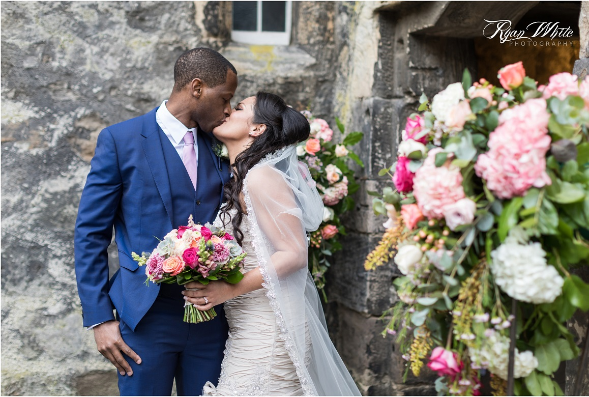 Dundas Castle Real Wedding Ryan White Photography Amy Cyril