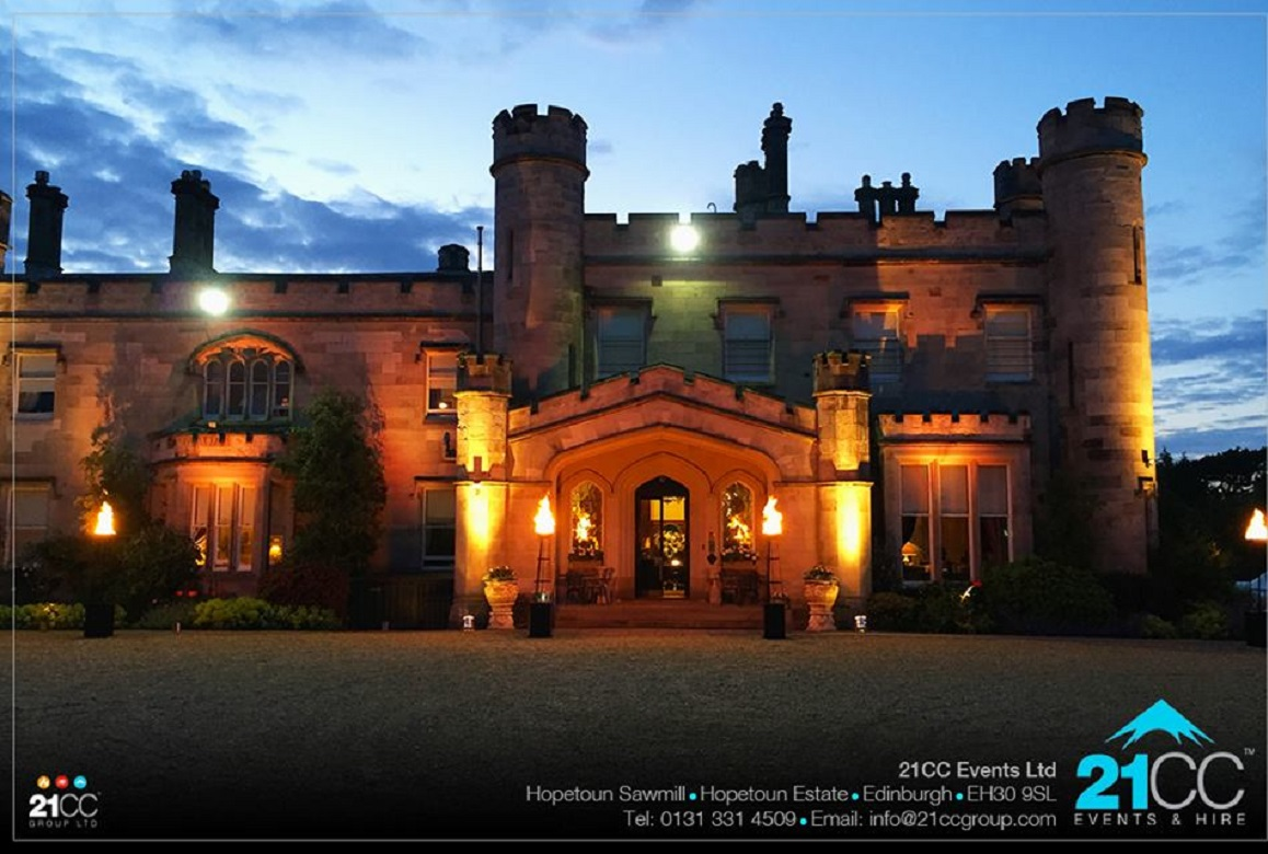 Dundas Castle Filming Location Ladies of London