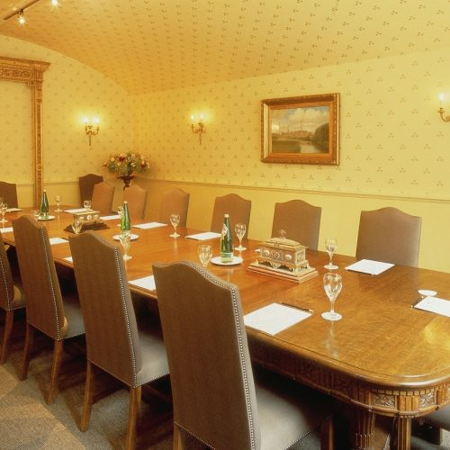 Dundas Castle Beehive Boardroom