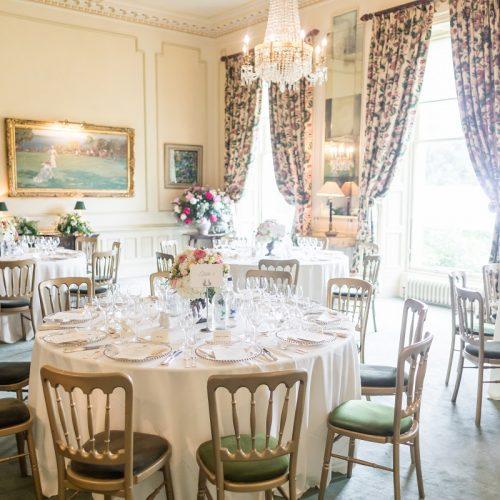 Dundas Castle Intimate Wedding Reception
