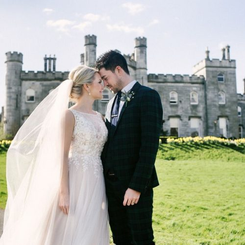 Dundas Castle Wedding Spring