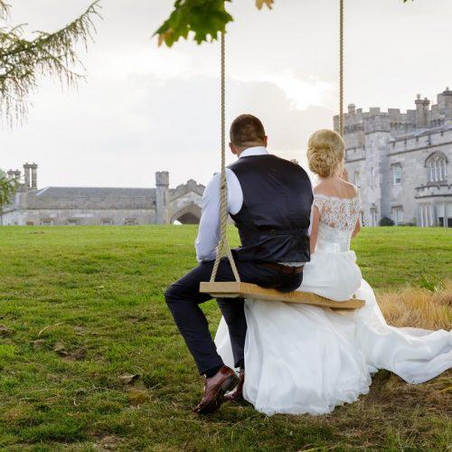Dundas Castle Wedding Swing