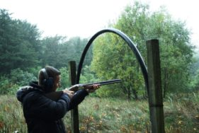 Claypigeon Shoot