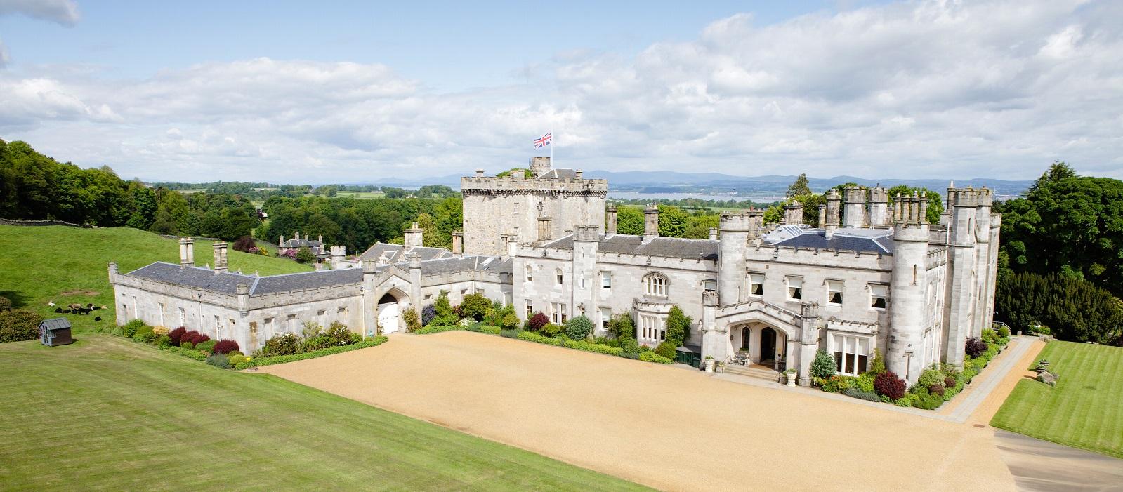 Castle Wedding Events Venue Edinburgh Dundas Castle Scotland