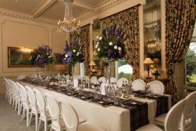 Croquet Room Dinner