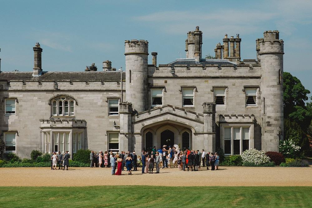 Castle Wedding & Events Venue, Edinburgh | Dundas Castle, Scotland