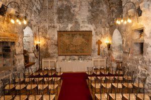 Scottish Castle Corporate Venue near Edinburgh