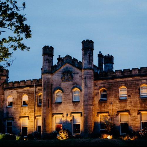 Scottish Castle Exclusive Use Wedding Venue