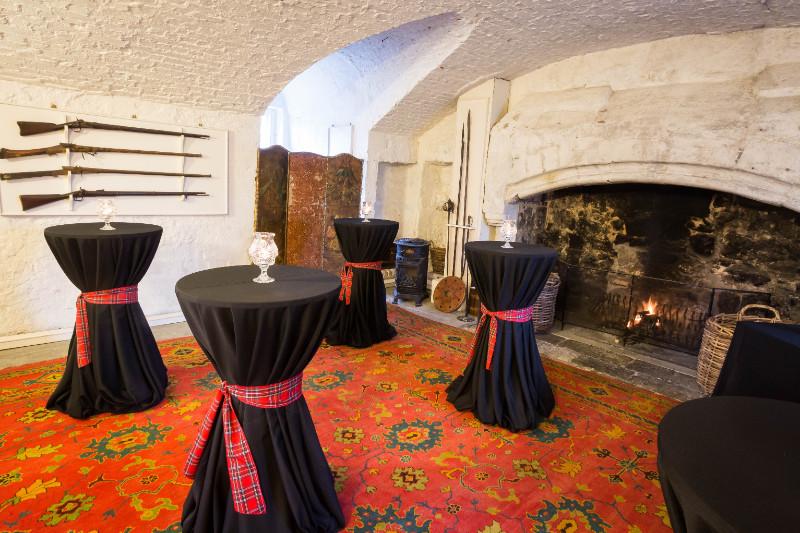 Dundas Castle Armoury