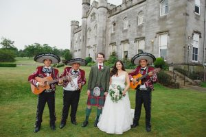 Dundas Castle Real Wedding Mariachi Band