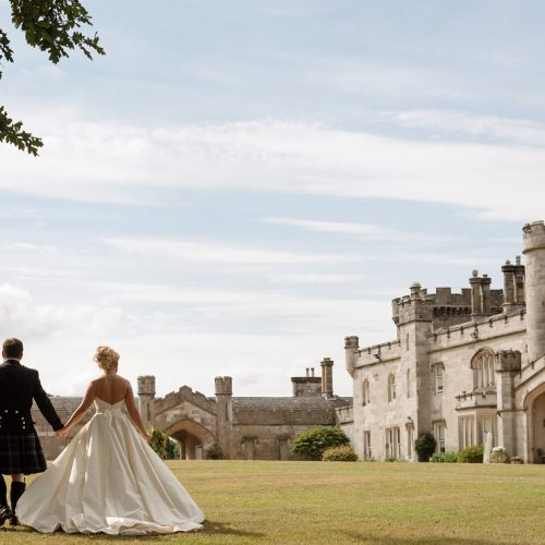 Scottish Castle Exclusive Use Wedding Venues