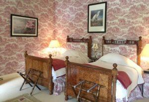Exclusive Use Scottish Castle Accommodation