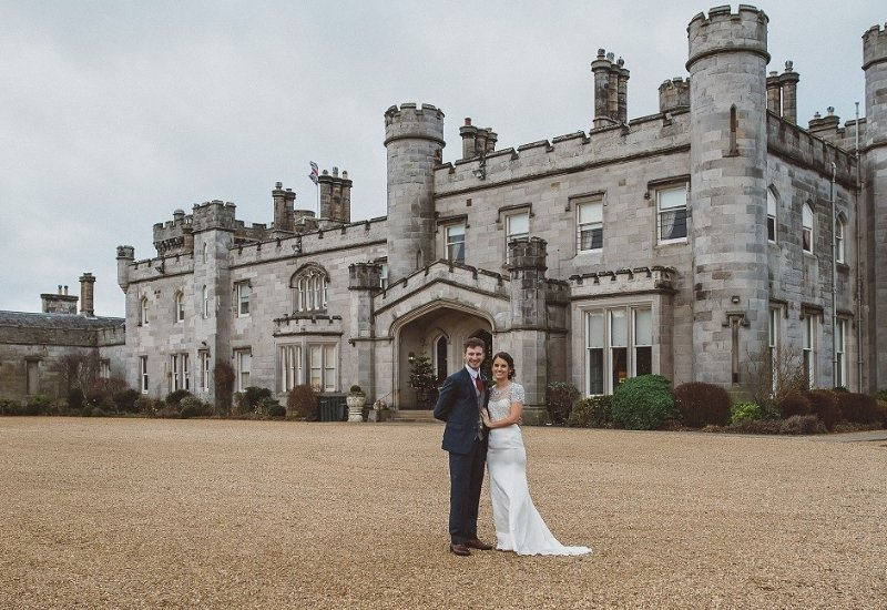 Dundas Castle Scottish Weddings Exclusive Edinburgh