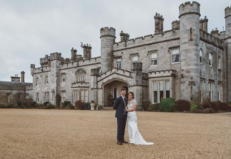 Dundas Castle Scottish Weddings Exclusive Edinburgh