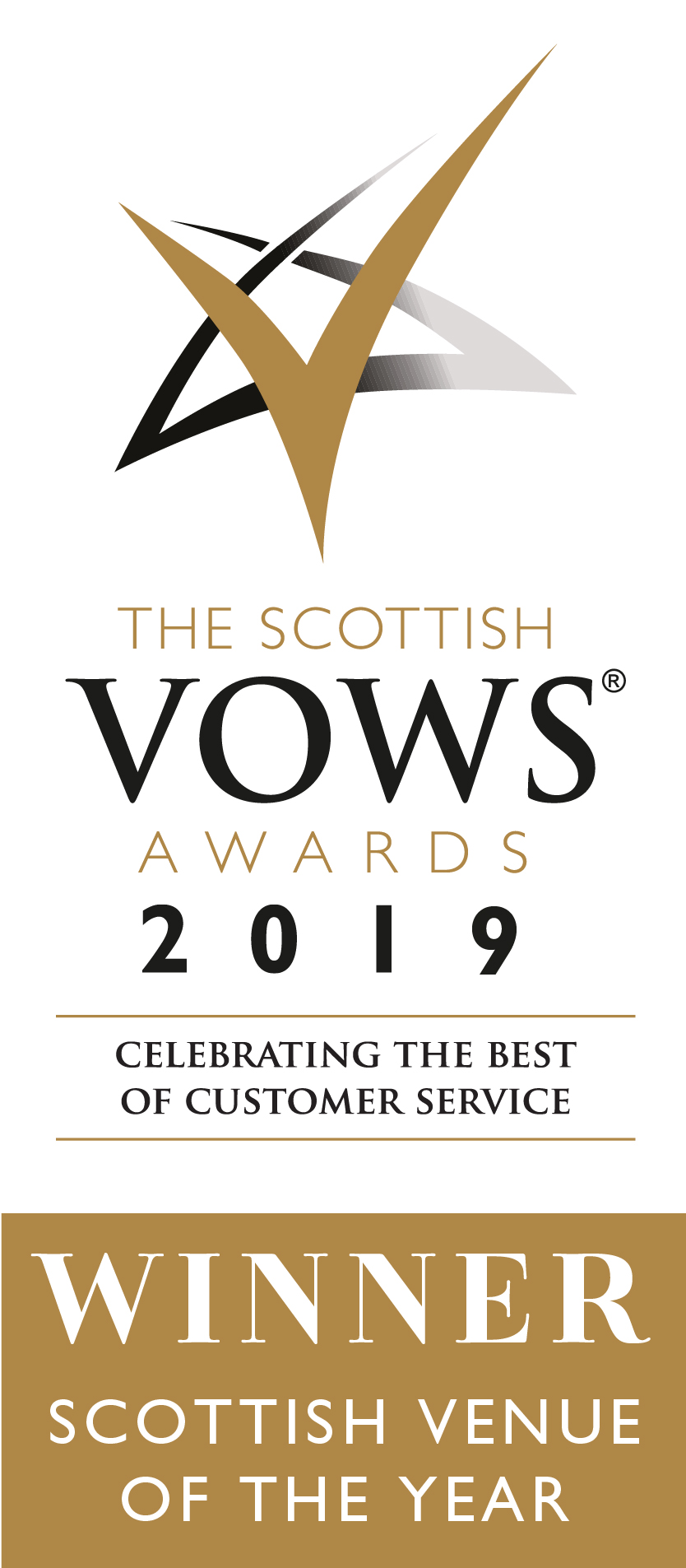 Scottish Vows Awards 2019 Winner