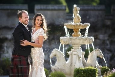 Cassie Homeyer & Graeme Braidwood, July 2019, Helen Whitaker Wedding Photographer Credit (426)