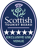 Dundas Castle 5-Star Exclusive Use Venue Award